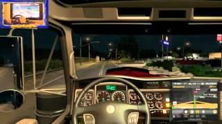 American Truck Simulator 2.0 ONLINE #69 | De San Francisco A Reno JMGamer
