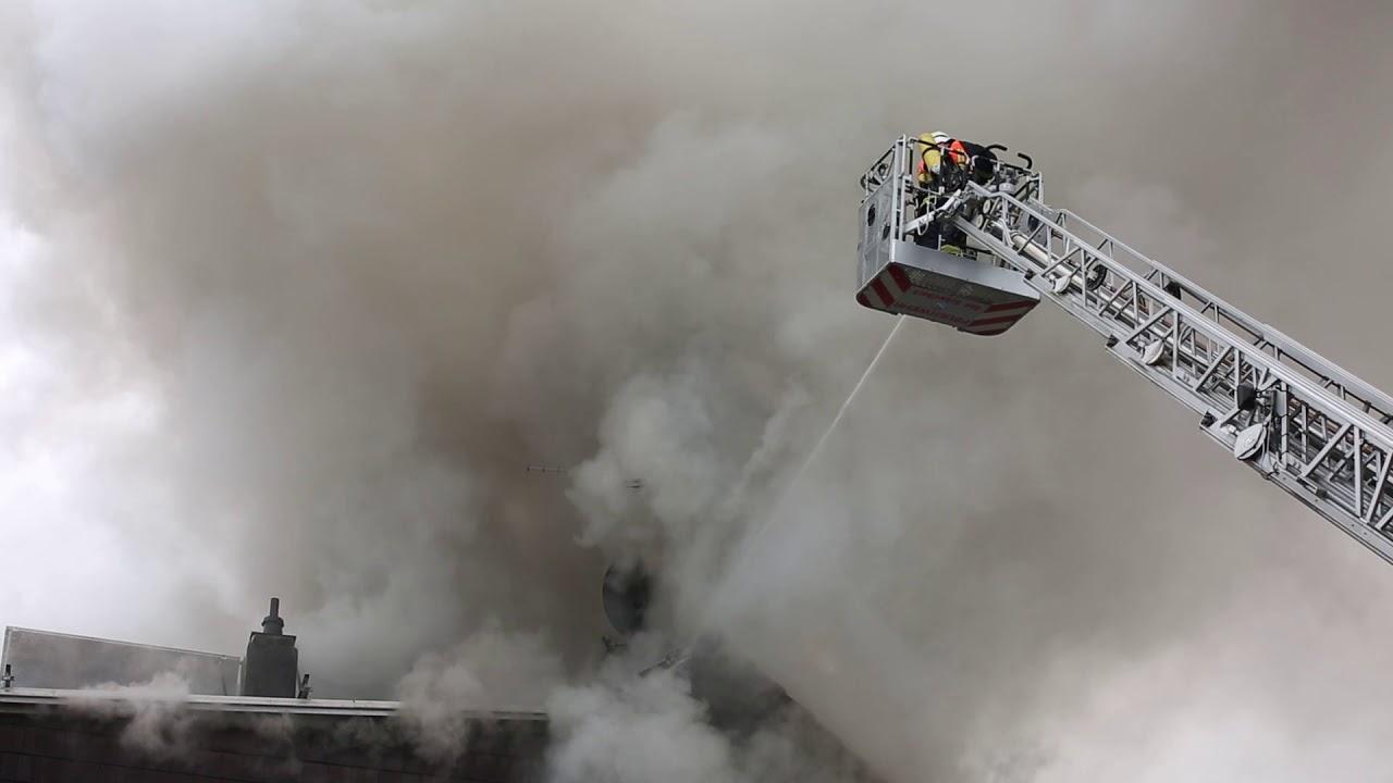 Wohnhaus in Bad Schwalbach komplett ausgebrannt