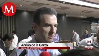 Monterrey alista denuncia penal por derrumbe en Cumbres Sol