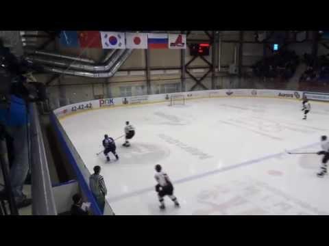 Sakhalin - High1 4:1. Goals