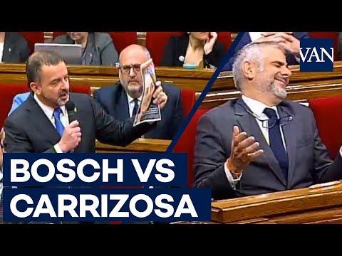 Carrizosa y Bosch se enzarzan sobre la manipulación política y los lazos amarillos