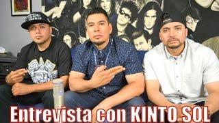 Entrevista con Kinto Sol en Miami