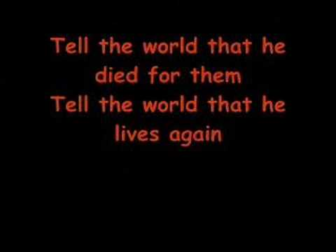 Tell The World That - Hillsong united