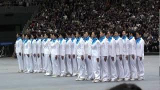 【編集まとめ】集団行動 日本体育大学 第50回体育研究発表実演会