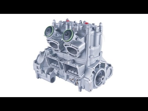 How to Rebuild a Seadoo Engine part 1