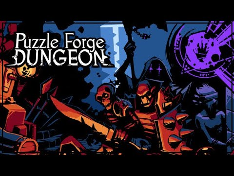 Puzzle Forge Dungeon Gameplay |