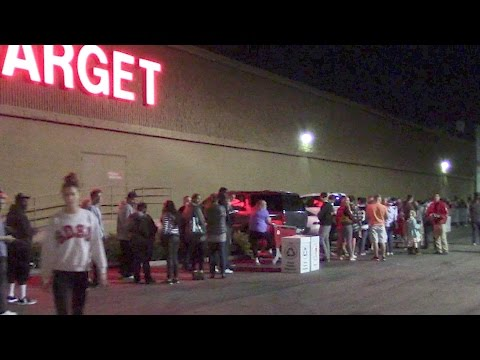 Trolling Thanksgiving Zombie Shoppers
