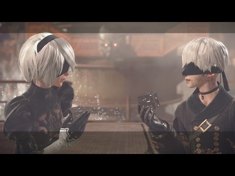 Nier: Automata Full Demo Playthrough (1080p 60fps)
