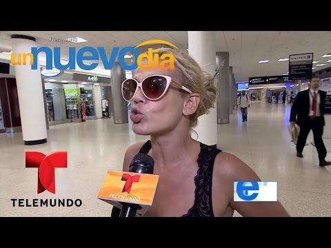 Niurka Marcos aclaró el problema con Sabrina Sabrok   Un Nuevo Día   Telemundo