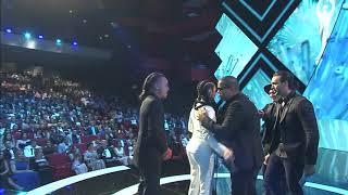 Natti Natasha y Ozuna Ganadores a Colaboración Del Año - Premios Soberano 2018