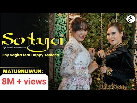 Eny Sagita Feat. Happy Asmara - Sotya (Official Music Video)