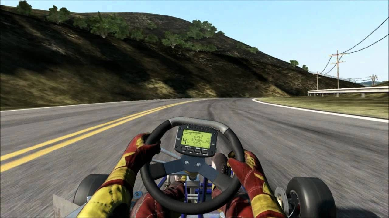 Project Cars  California Highway