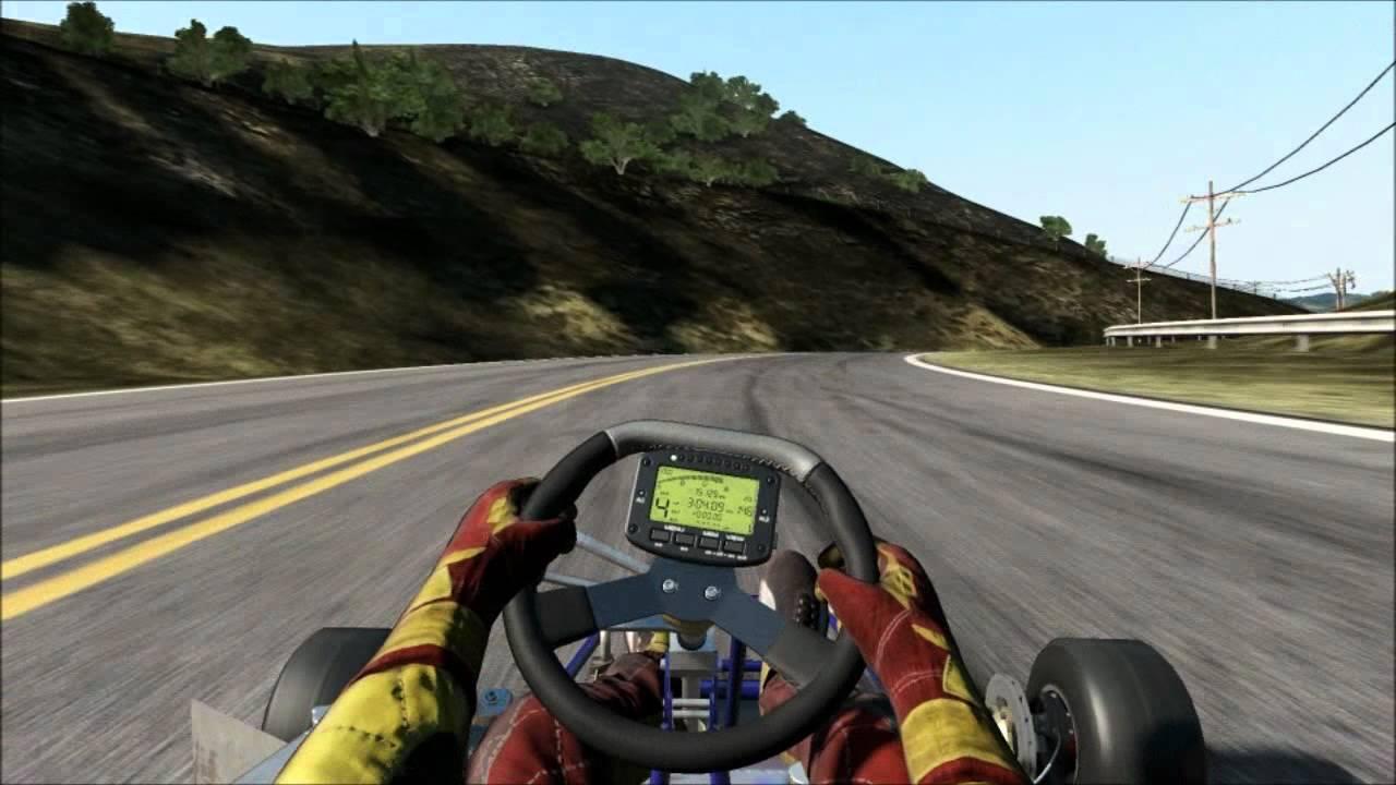 Car Go Kart Games