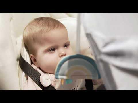 видео: Taf Toys 12295 Таф Тойс Развивающий центр для автомобиля