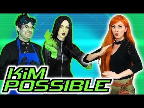 KIM POSSIBLE SAVES DISNEY PRINCESSES FROM SHEGO What Happened to Elsa and Belle? Totally TV