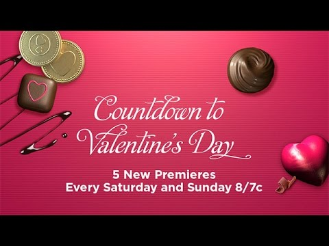 Countdown to Valentine's Day 2016