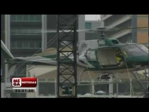 Accidente Eurocopter AS-350 Ecureuil
