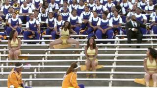 Alcorn vs Alabama State 2014 ~ Togetherness