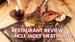 Restaurant Review - Uncle Jack's Meathouse | Atlanta Eats