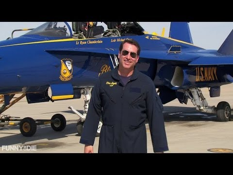 Rob Riggle's Top Gun 2 Audition Tape