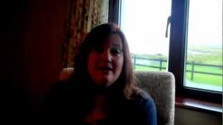 """wild Westie"" Teresa Talks About Her Wild West Irish Tour!"