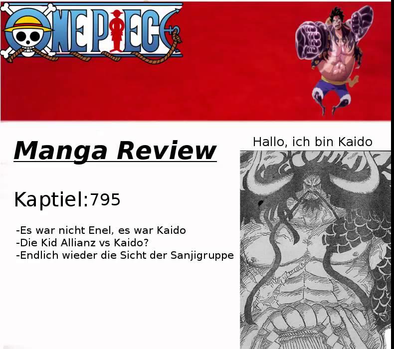 One Piece Manga Download Deutsch
