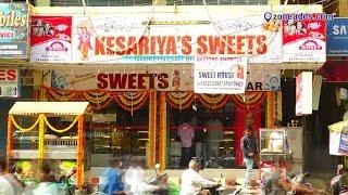 Kesariya's Sweets | Malkajgiri | Hyderabad | zoneadds.com