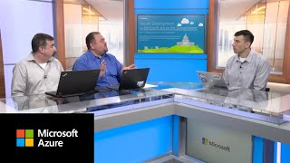 How to set up a secure environment on Azure Government- Part 1