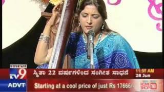 Raga Bhimpalas - Hindustani Classical Vocal by Smita Bellur
