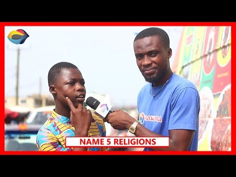 name-5-religions-|-street-quiz-|-funny-african-videos-|-funny-videos-|-african-comedy