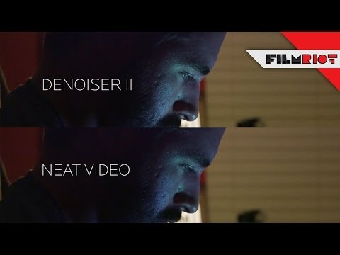 Denoising your Footage: Neat Video vs Denoiser II