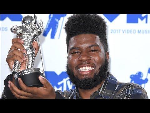 Khalid Wins Best New Artist At 2017 MTV VMAs