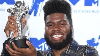 Khalid Wins Best New Artist At 2017 MTV VMAs