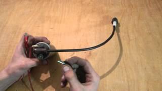 Как проверить катушку зажигания?
