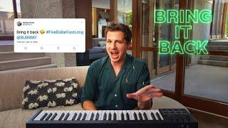Charlie Puth Subway Matthew (2 min Loop) - Charlie Puth Responds to $5 Footlong Tweet from Matthew