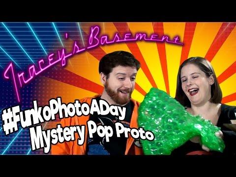 Mystery Funko Pop Proto - Funko Photo A Day Instagram Challenge Prize!