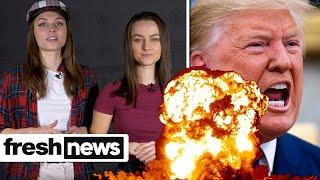 Môže vypuknúť 3. svetová vojna? | V austrálskych požiaroch zomrelo pol miliardy zvierat ????(Freshnews)