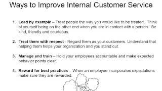 Great Internal Customer Service Training Presentation