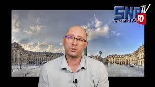 Emmanuel BAUDIN - Rencontre Ministre - FO Pénitentiaire