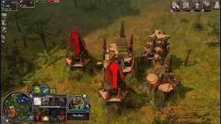 Rise of Nations:Rise of Legends. Предельный уровень 1vs1. Квотлы