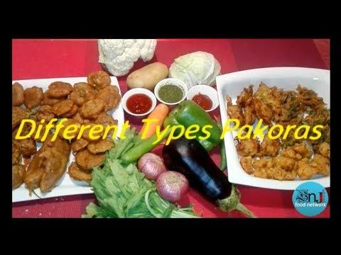 11 Different Types of Pakoras Recipe مختلف اقسام  کے پکوڑے thumbnail