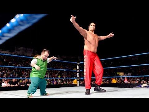 WWE Survivor Series |The Great Khali Vs Hornswoggle | Full Show 2008 |Match