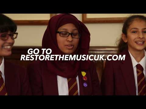 Mulberry School For Girls - Restore The Music UK Battle of the Bands 2017