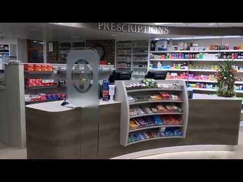 Bannside Pharmacy - The Interior Fitout