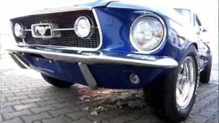 My 1967 Ford Mustang Fastback GT 390 FE with Magnaflow Exhaust.