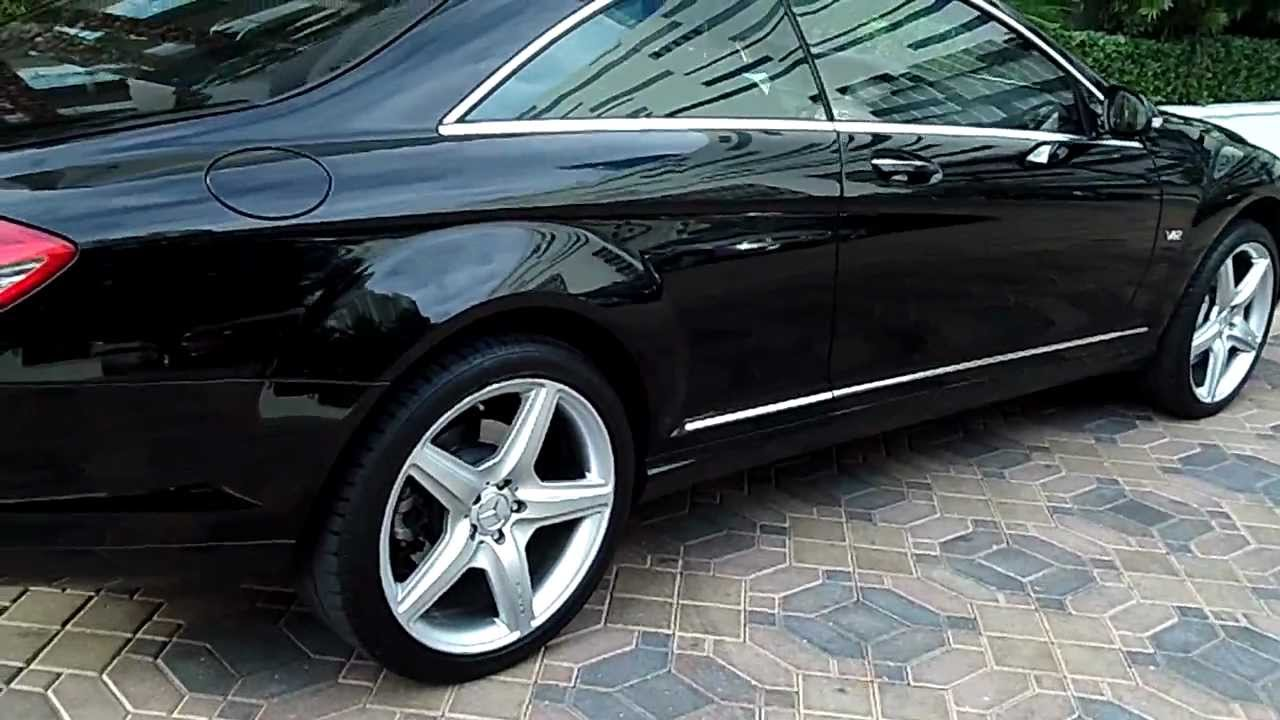 2008 mercedes cl600 amg