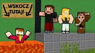 TA MAPA NAS TROLUJE! #SUPERTEAM - Minecraft