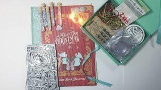 Papertrey Ink Make It Market Fairy Tale Christmas Kit 2018