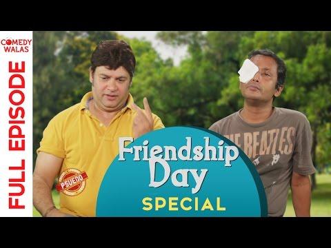 Friendship Day Special Ft - Sugandha Mishra | Suresh Menon | #Comedywalas