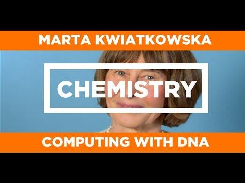 CHEMISTRY - Computing With DNA - Marta Kwiatkowska